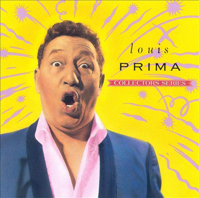 Cover image for Louis Prima.