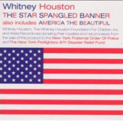 Cover image for The star spangled banner America the beautiful