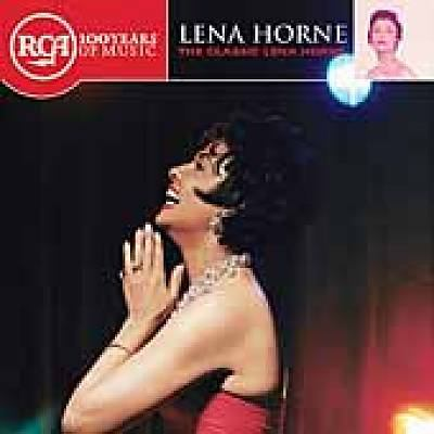 Cover image for The classic Lena Horne