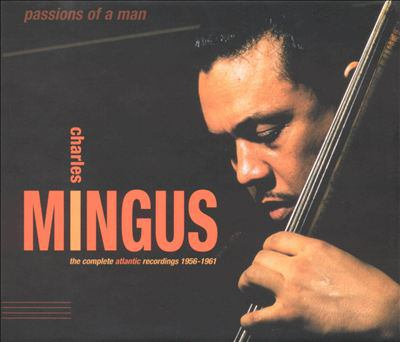 Cover image for Charles Mingus