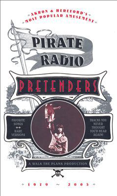 Cover image for Pirate radio : 1979-2005