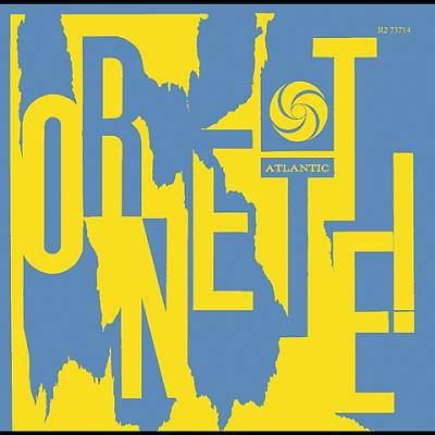 Cover image for Ornette!