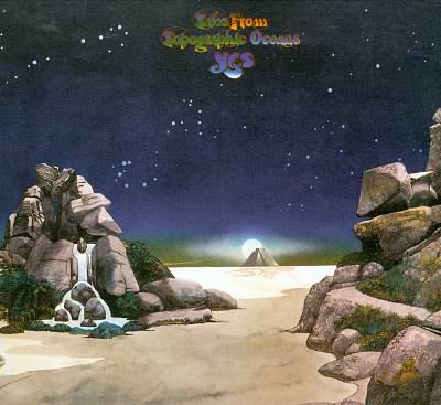 Cover image for Tales from topographic oceans