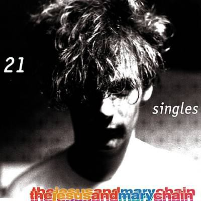 Cover image for 21 singles, 1984-1998