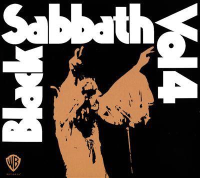 Cover image for Black Sabbath, vol. 4.