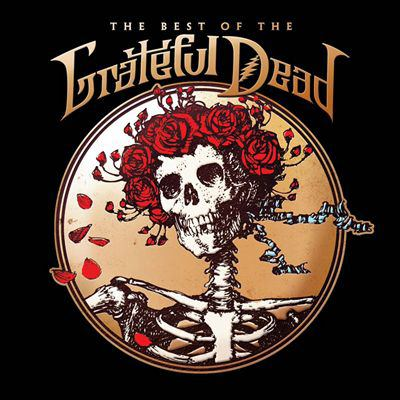 Cover image for The best of the Grateful Dead.