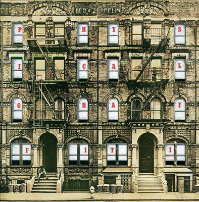 Cover image for Physical graffiti