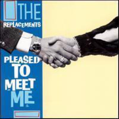 Cover image for Pleased to meet me