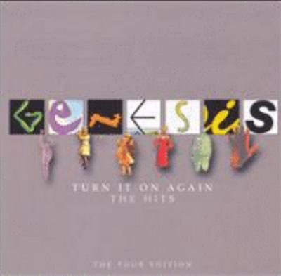Cover image for Turn it on again : the hits
