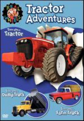 Cover image for Tractor adventures