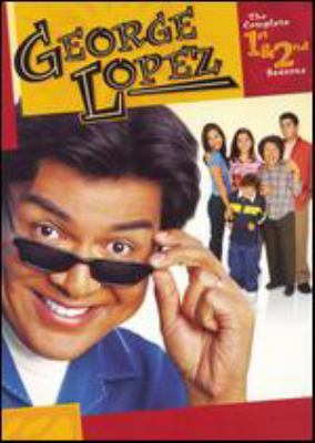 Cover image for George Lopez. The complete 1st and 2nd seasons