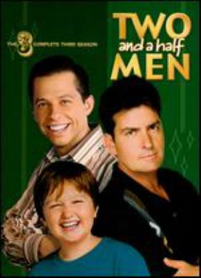 Cover image for Two and a half men. The complete third season