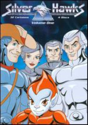 Cover image for SilverHawks. Volume one