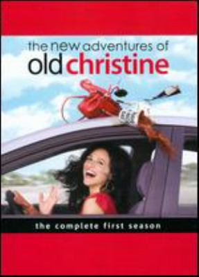 Cover image for The new adventures of Old Christine. The complete first season