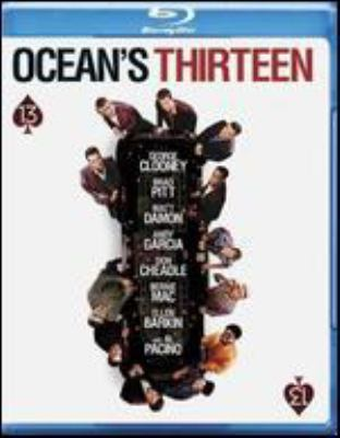 Cover image for Ocean's thirteen