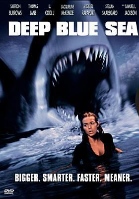 Cover image for Deep Blue Sea
