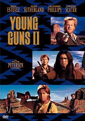Cover image for Young guns II [Les princes de la gâchette II]