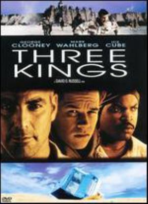 Cover image for Three kings