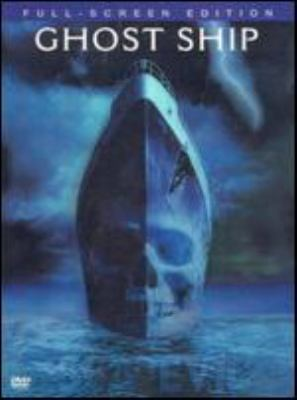 Cover image for Ghost ship