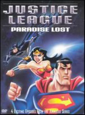 Cover image for Justice League. Paradise lost