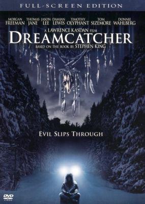 Cover image for Dreamcatcher evil slips through