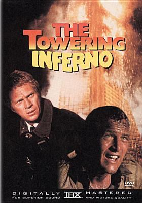 Cover image for The Towering inferno