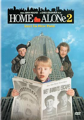 Cover image for Home alone 2 : lost in New York