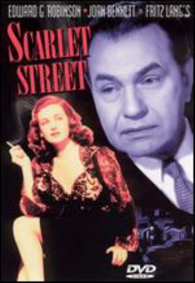 Cover image for Scarlet Street