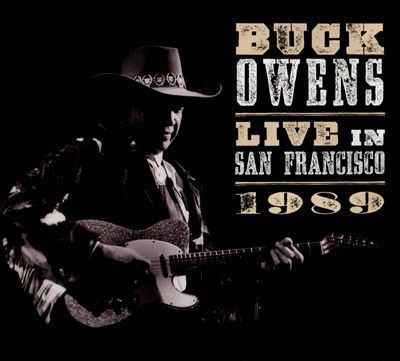 Cover image for Live in San Francisco
