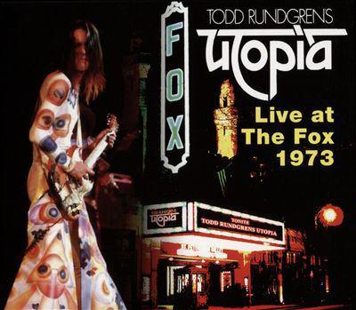 Cover image for Todd Rundgren's Utopia