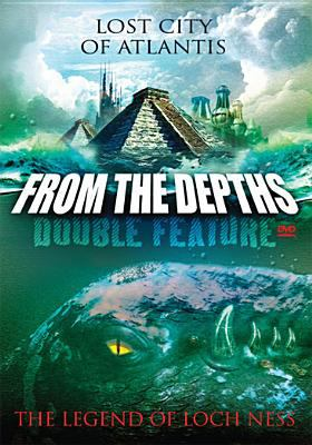Cover image for From the depths double feature.