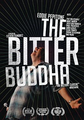 Cover image for The bitter Buddha Eddie Pepitone