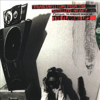 Cover image for Transmissions from the satellite heart