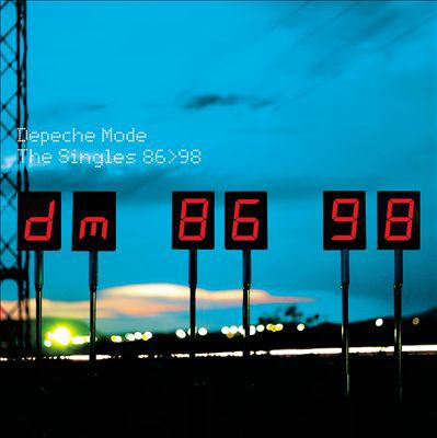 Cover image for The singles 86>98