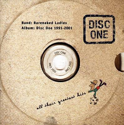 Cover image for Disc one all their greatest hits : (1991-2001)