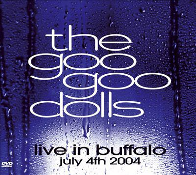 Cover image for Live in Buffalo, July 4th 2004