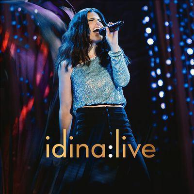 Cover image for Idina : live.
