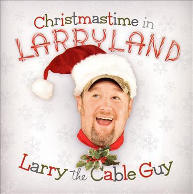 Cover image for Christmastime in Larryland
