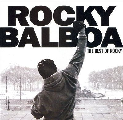 Cover image for Rocky Balboa the best of Rocky.