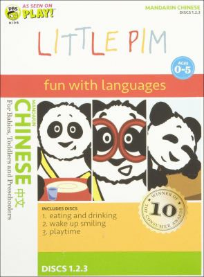 Cover image for Little Pim, fun with languages. Mandarin Chinese