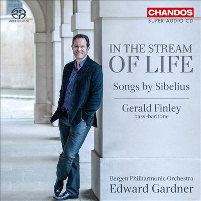 Cover image for In the stream of life : songs