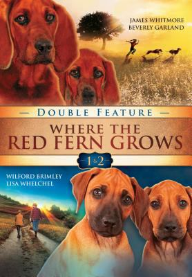 Cover image for Where the red fern grows 1 & 2 : double feature.