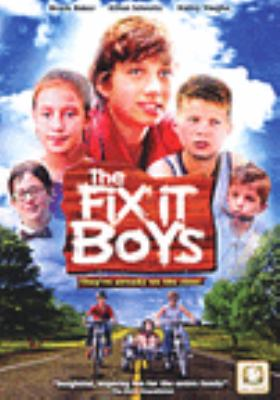 Cover image for The fix it boys