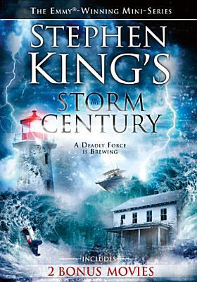 Cover image for Storm of the century ; The shadows ; Sheltered.