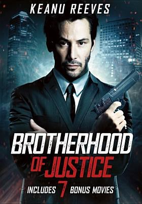 Cover image for Brotherhood of justice ; The wild ride ; Ministry of Vengeance ; Forever mine ; Confessions of a police captain ; A dangerous place ; Demolition High ; Street corner justice.