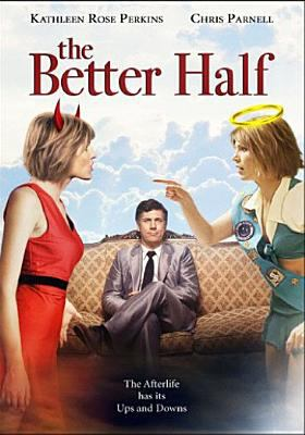 Cover image for The better half