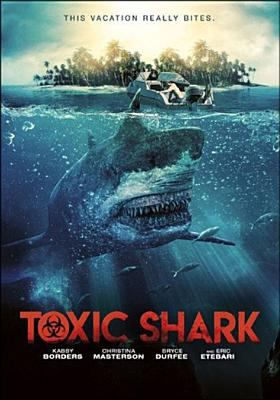 Cover image for Toxic shark