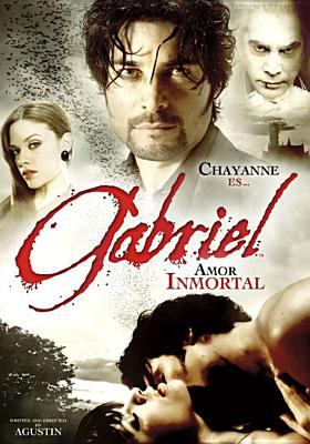 Cover image for Gabriel amor inmortal
