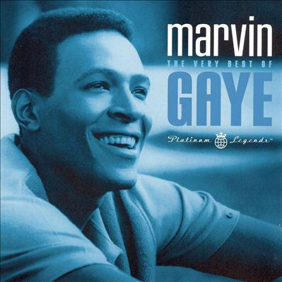 Cover image for The very best of Marvin Gaye