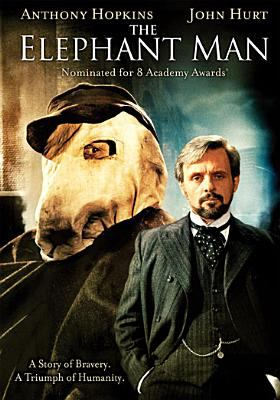 Cover image for The elephant man
